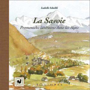 editions-equinoxe-213-carres-de-france-la-savoie-promenades-litteraires-dans-les-alpes