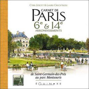 editions-equinoxe-228-carres-de-paris-carnet-de-paris-6e-14e-arrondissements-de-st-germain-des-pres-au-parc-montsouris