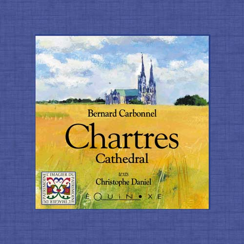 CHARTRES CATHEDRAL (english ed)
