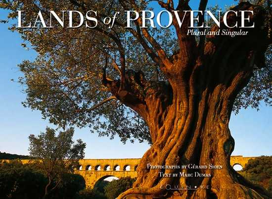 LANDS OF PROVENCE (édition anglaise)